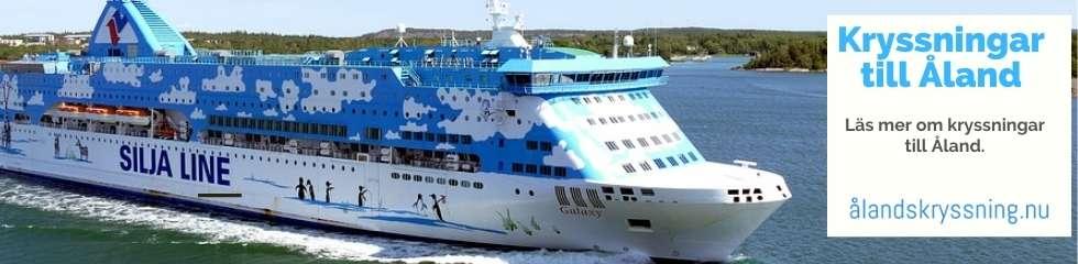 Kryssning till Åland